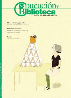 Portada Revista Educación y Biblioteca