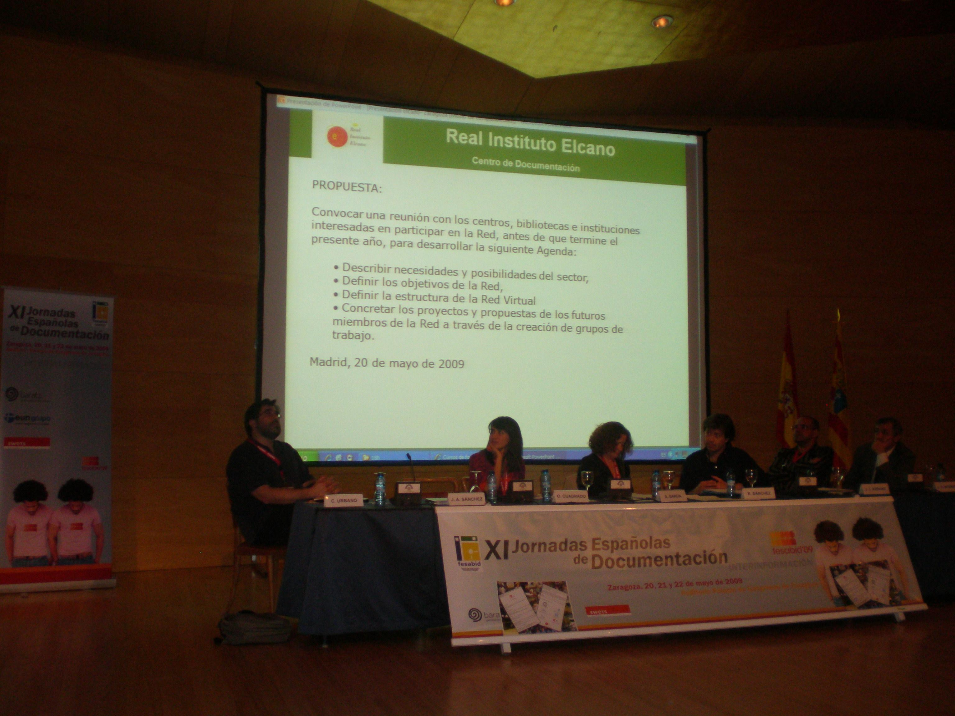 Propuesta del Foro Social para el Desarrollo y Bibliotecas