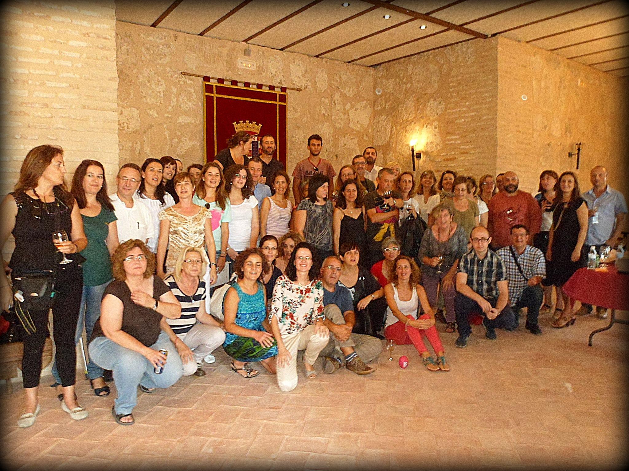 Jumilla foto de grupo