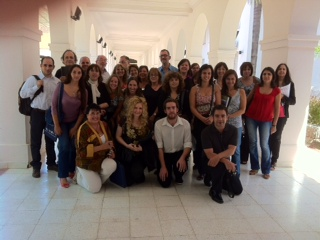 Encuentro de editores UNC