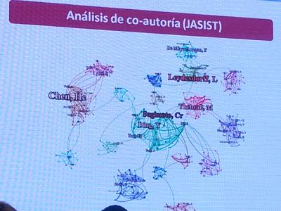 Diagrama correspondiente a JASIST