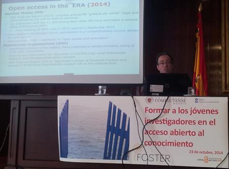 Diapositiva sobre OA in the ERA