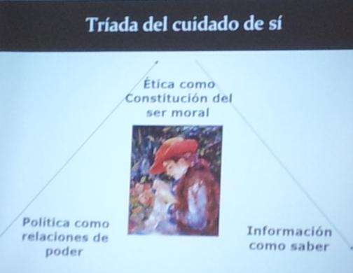 Ética, Política e Información como se indican en el texto