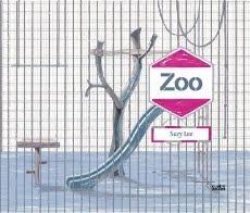 Portada de Zoo de Suzy Lee