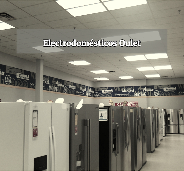 electrodomesticos oulet