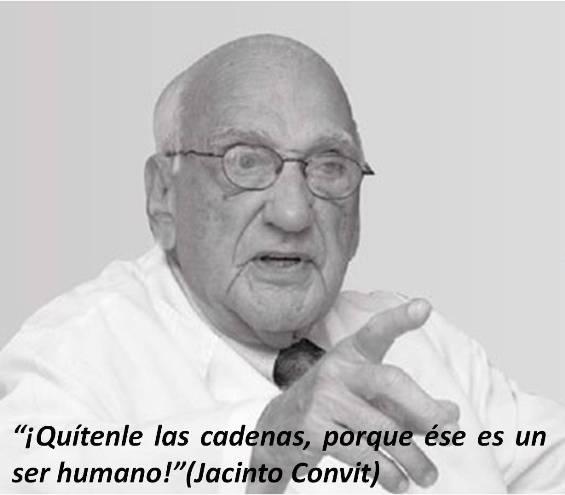 Dr. Jacinto Convit, inventor de la vacuna contra la lepra