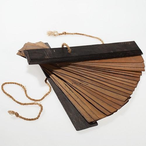 Tesoros de Sri Lanka. Los manuscritos de palma