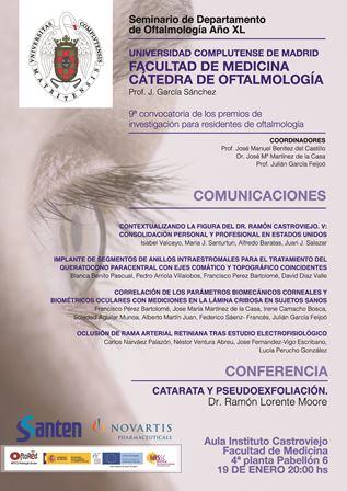 Seminario mensual Castroviejo 2017 (Optoblog)