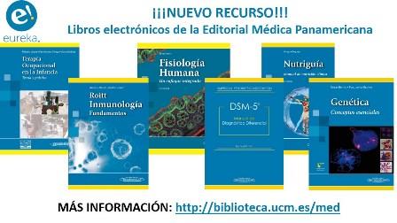Eureka! Libros electrónicos de la Editorial Panamericana (BlogMedicina )