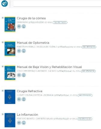 Eureka, libros online de oftalmología, optometría y otras áreas de Ciencias de la Salud (Optoblog)