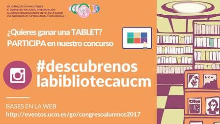 La Biblioteca en Instagram: participa en el concurso multimedia. (Optoblog)
