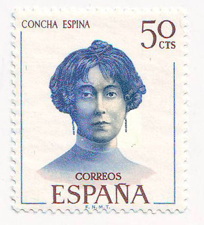 Concha Espina: Una escritora a punto del Nobel (La Biblioteca Informa)