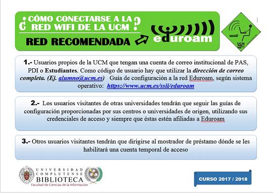 WIFI / Conexión Inalámbrica