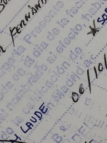 La Biblioteca te ayuda a escribir una memoria sobresaliente