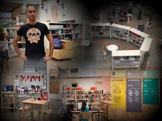 Ubik. Biblioteca de creación de Tabakalera (Donostia) (La biblioteca informa al bibliotecario)