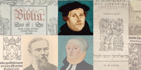 """Nueva exposición """"1517-2017, rescatando un tesoro PROTESTANTE"""""""