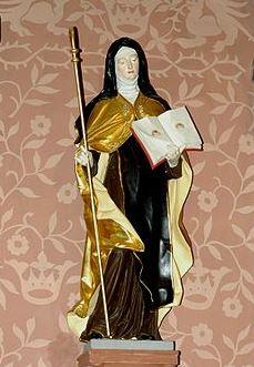 13 de diciembre, Santa Otilia, patrona de los optometristas