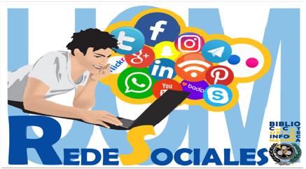 Espacio difusión: Las redes sociales