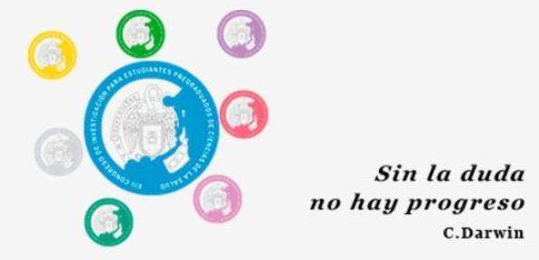 XIII Congreso de Investigación para Estudiantes Pregraduados de Ciencias de la Salud. XVII Congreso de Ciencias Veterinarias y Biomédicas