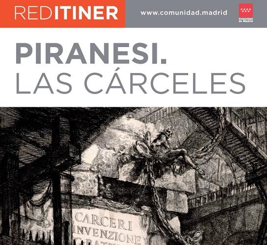 Las Cárceles de Piranesi en la Red Itiner de la Comunidad de Madrid (Folio Complutense)