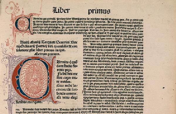 Incunabula in transit (Folio Complutense)