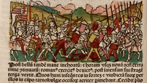 Jornada: Incunables y Patrimonio Bibliográfico (Folio Complutense)