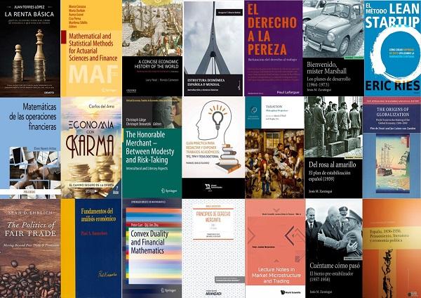 Novedades adquiridas por la Biblioteca de CC Económicas y Empresariales 05/2019