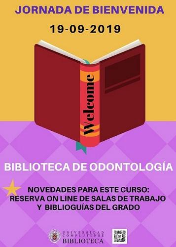 Jornada de Bienvenida a la Biblioteca de Odontología