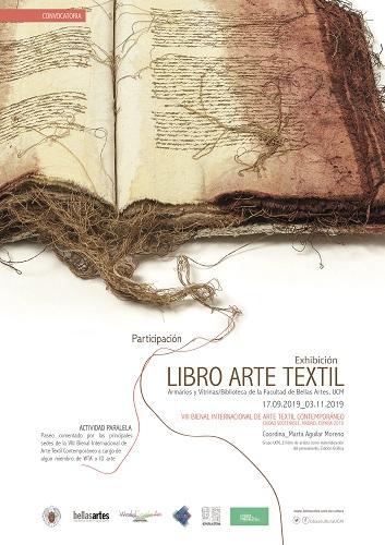 Este mes... Libro Arte Textil