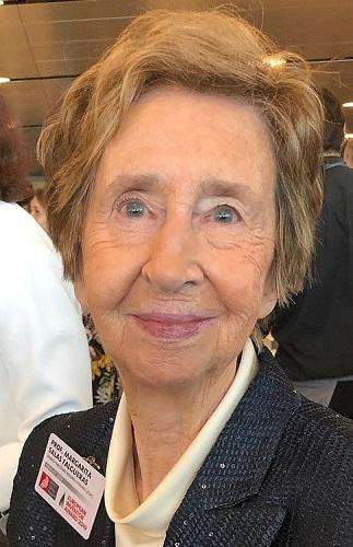 La científica española Margarita Salas fallece en Madrid a los 80 años.