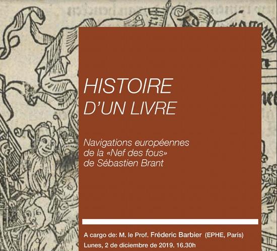 Seminario de Estudios Medievales y Renacentistas  (Folio Complutense)