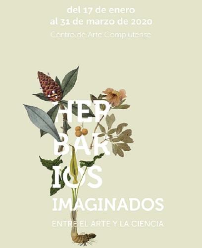 Herbarios imaginados: entre el arte y la ciencia (Folio Complutense)