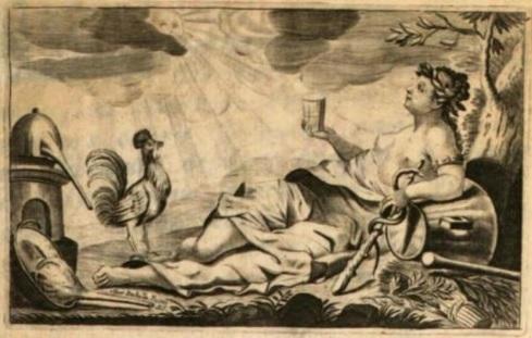 Isabella Piccini (Venecia, 1646-1734), una artista en el convento (Folio Complutense)
