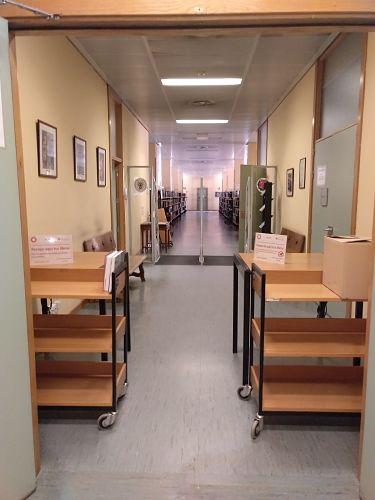 ¡Ya hemos abierto las puertas de la Biblioteca de Odontología!