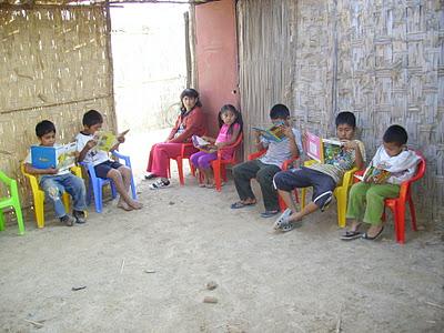 """El documental """"Perú: el reto de leer"""" en RTVE2 Fotoblog7505"""