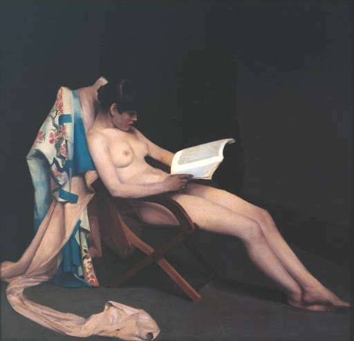 Théodore Roussel. The Reading Girl  1886-1887. Tate online