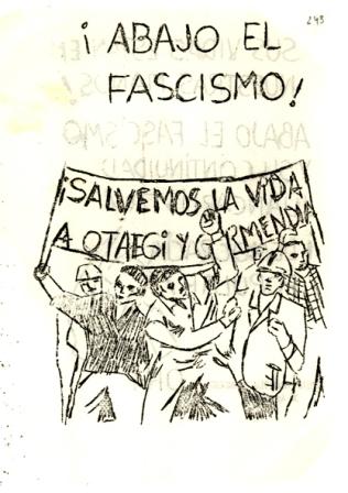 La Colección de documentos de propaganda política de José Simón Díaz (Folio Complutense)