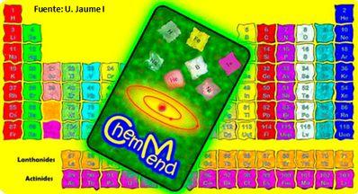 Bucm blogquimia biblioteca complutense chemmend un juego de cartas para aprender qumica el conocimiento de la tabla peridica urtaz Choice Image