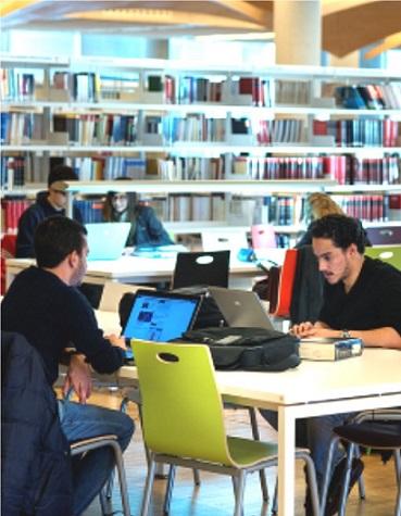 Apertura extraordinaria de la Biblioteca en Semana Santa (La Biblioteca Informa)
