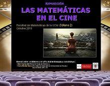 Exposición Las Matemáticas en el Cine