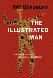 Portada de la primera edición de The illustrated man