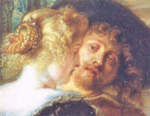 Jardín del amor. Rubens