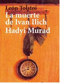 Cubierta de La muerte de Ivan Ilich y  Hadyi Murad