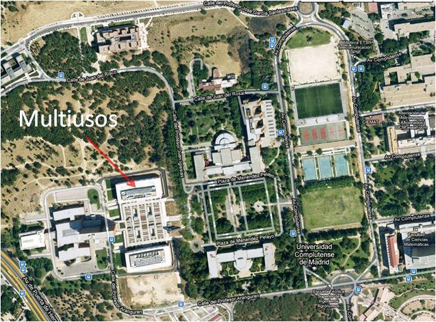 Fragmento de Google Maps