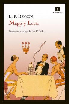 Portada de Mapp y Lucia