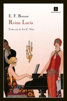 Portada de Reina Lucia