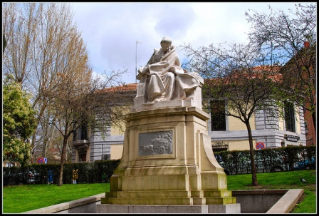 Monumento Pardo Bazán