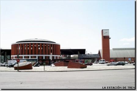 Estación de Atocha. Torre del reloj