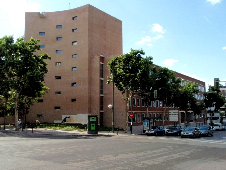Edificio de Fisac