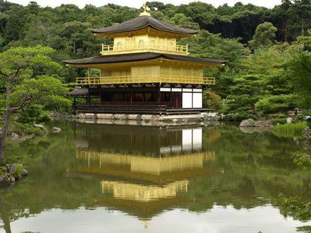 Kinkakuji Pabellón de oro